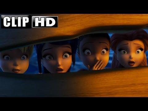Tinker Bell Hadas Y Piratas Clip 2014 Espa Ol