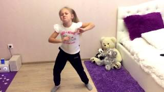 Talent children dance Vika Rodionova Талантливые дети