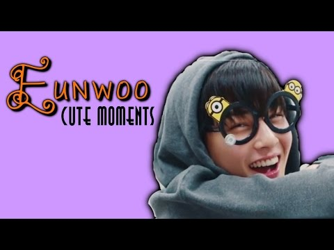Eunwoo Cute Moments