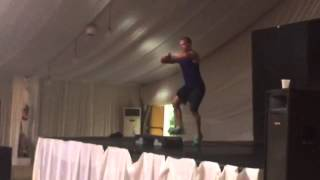 ALESSANDRO MUÓ - FUNCTIONAL STEP @ SUNFIT HOLIDAY 2