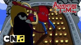 Sono solo un peso | Canzoni Adventure Time | Cartoon Network