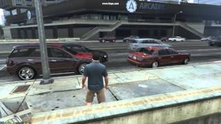 GTA V TEST ON ATHOLN X4 840 AND R7 250