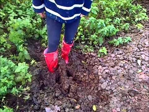 ★ Rubber Boots In Manure ᴴᴰ (REQUEST VIDEO)