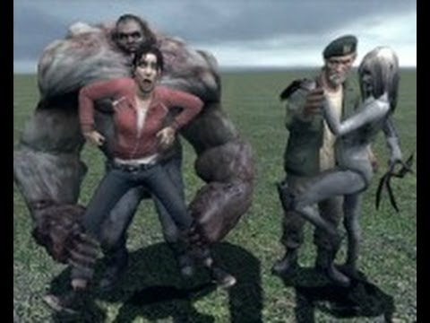 Left 4 Dead 2 mod features Whitney Houston. Donkey Kong. Teletubbies. Gerard Butler