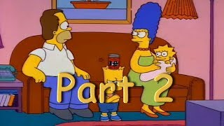 The Simpsons - S04E10 - Lisa's First Word - Part 2