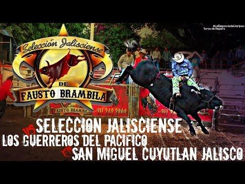 CAYERON LOS GUERREROS Selección Jalisciense vs Guerreros del Pacífico San Miguel Cuyutlán