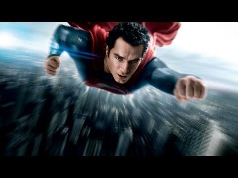 How To Advert Really Good - Flying Superman