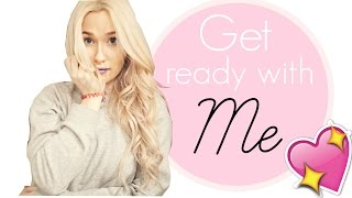 MEINE MAKE UP ROUTINE ! | Sonny Loops