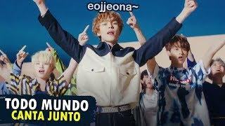 TRECHOS QUE TODO MUNDO CANTA NO K-POP 🎶🎤#4