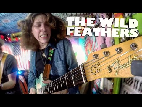 """THE WILD FEATHERS - """"Into the Sun"""" ALL GOPRO (Live in Austin, TX 2016) #JAMINTHEVAN"""