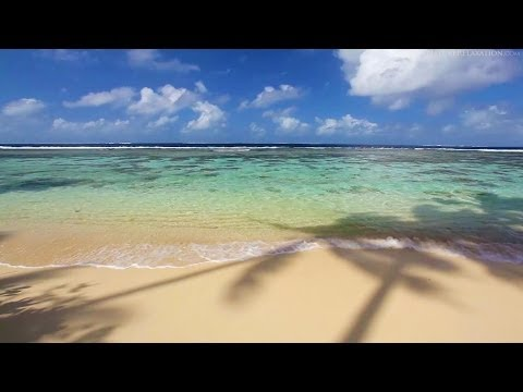 """""""Hidden Paradise"""" Fiji 90 Minute HD Nature Experience Relaxation Video 1080p"""