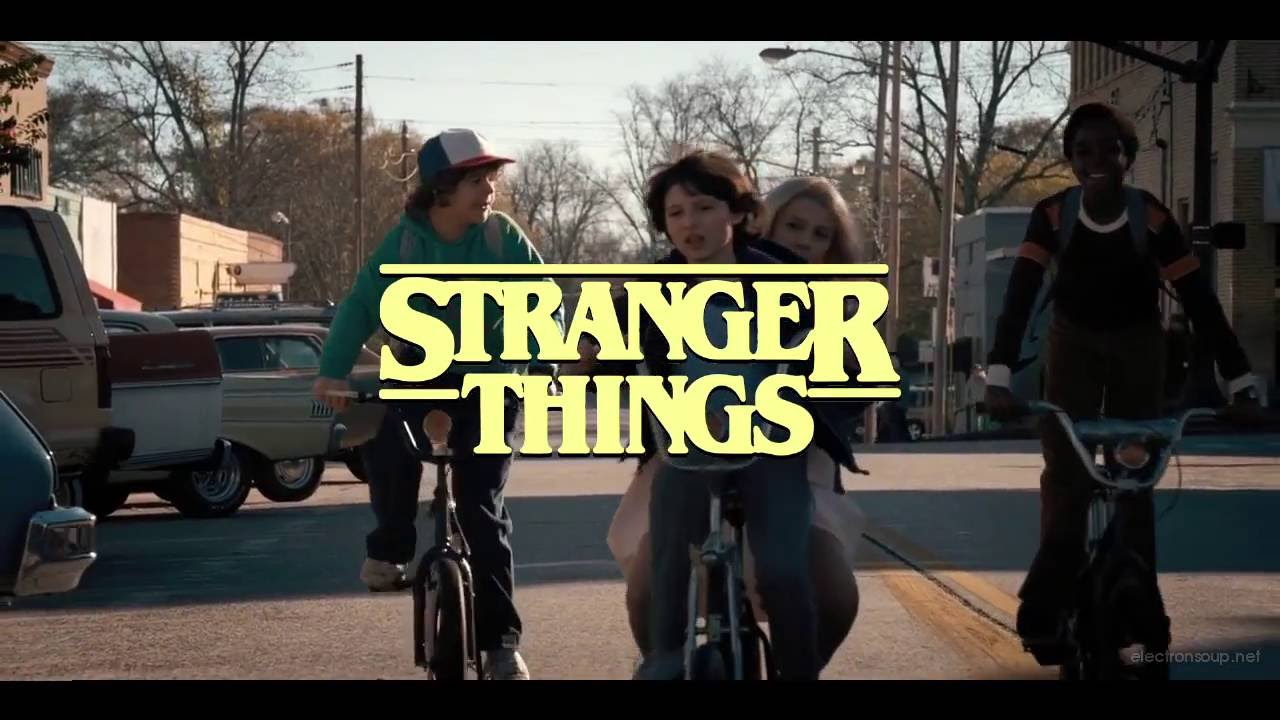 [Someone Gave 'Stranger Things' The 80's Sitcom Intro It Deserves] Video