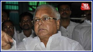 Lalu Yadav Appears Before Special CBI Court in Ranchi
