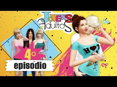HD | Jovens Adultos | 4º Episódio | The Sims 3