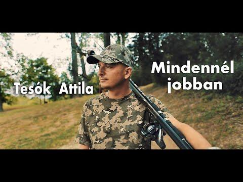 Tesók Attila - Mindennél jobban szeretlek Official music video  HUStudio FullHD