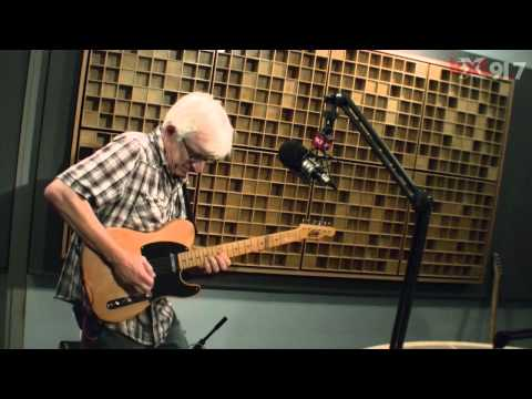 KXT In-Studio Performance - Bill Kirchen,