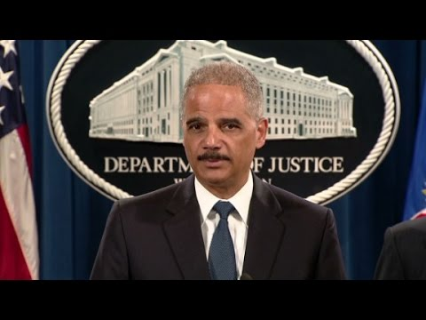 Is Eric Holder guilty of race-baiting?