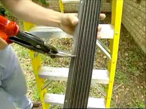 gutter installation instructions video
