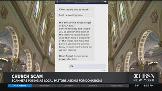 Brooklyn Church Parishioners Targeted By Scam