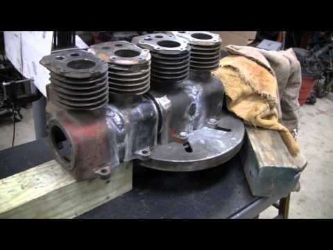 HOMEMADE 4 CYLINDER BRIGGS PROJECT (part 5)