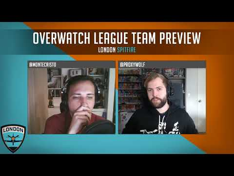 London Spitfire - Overwatch League Team Preview