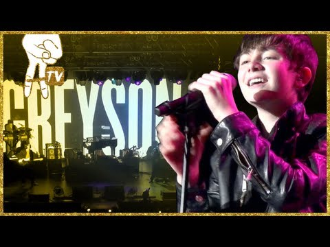 Take A Look At Me Now - Greyson Chance Takeover Ep. 15