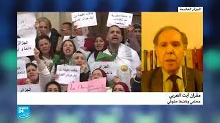 مقران آيت العربي يكشف أسباب دعوة الجيش لتفعيل المادة 102 من الدستور الجزائري