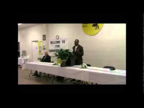 Picasso Nelson is speaking at Bassfield High School Banquet