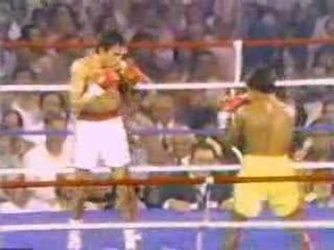 Carlos Zarate vs Guadalupe (Lupe) Pintor (06/03/1979) (1/6) Video