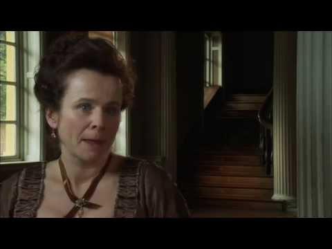 """Belle"" Movie Interviews: actress Emily Watson - 1080p h264"