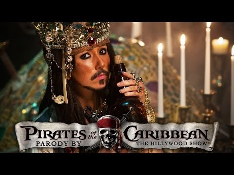 Pirates Of The Caribbean Parody By The Hillywood Show® video