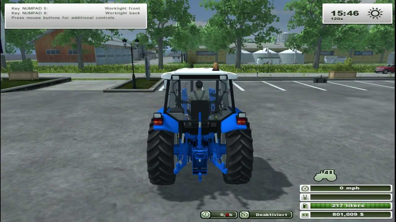 Ford Farm Tractors Farming Simulator 2013 Ford