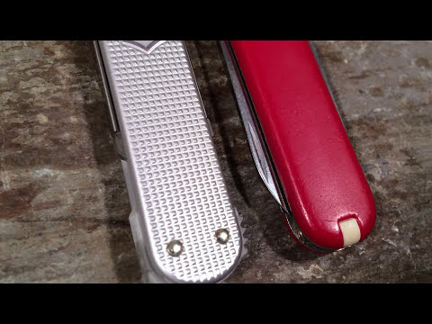 Review: Victorinox Alox Slim 2.0 USB Swiss Army Silver Flash Drive