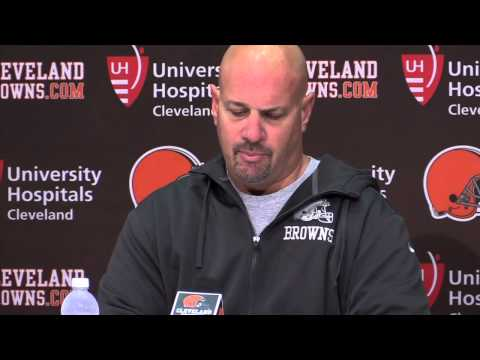 Mike Pettine reflects on historic win against the Titans