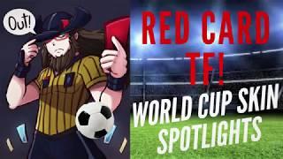 RED CARD TWISTED FATE! | WORLD CUP FOOTBALL SKIN SPOTLIGHT | LEAGUE OF LEGENDS | TRUE NORTH KOALA