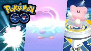 Mein WP 3141 Heiteira ist unbesiegbar, stärkstes Pokémon! | Pokémon GO Deutsch #212