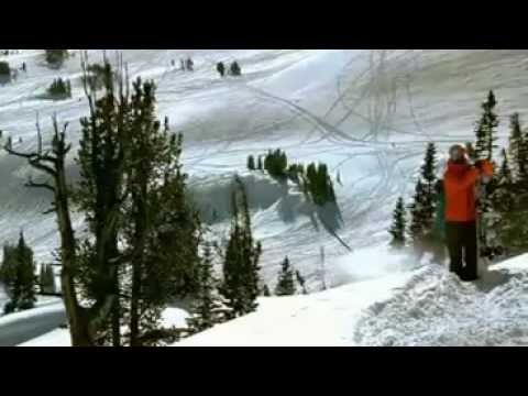 Spiderbait - On My Way (Snowboardclip)