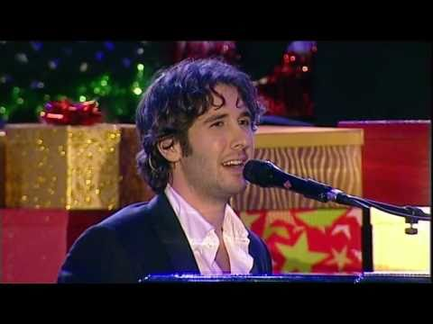 "Josh Groban - ""Bells of New York City"" at Carols in the ..."