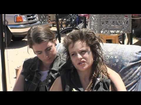 The Return of Post Apocalyptic Cowgirls a film by Maria Beatty-Bonus/Interviews- Part 2