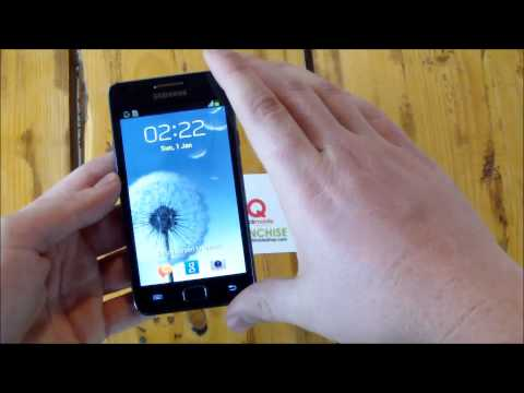 Samsung Galaxy SII Plus - QuickMobile (unboxing/hands-on/review)