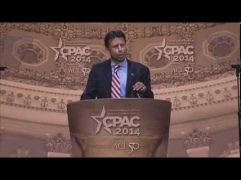 CPAC 2014 - Gov. Bobby Jindal (R-LA)
