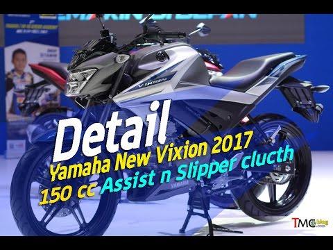 New Yamaha Vixion 150 MY  2017