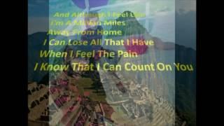 Harris J - You Are My Life KARAOKE (lyrics)
