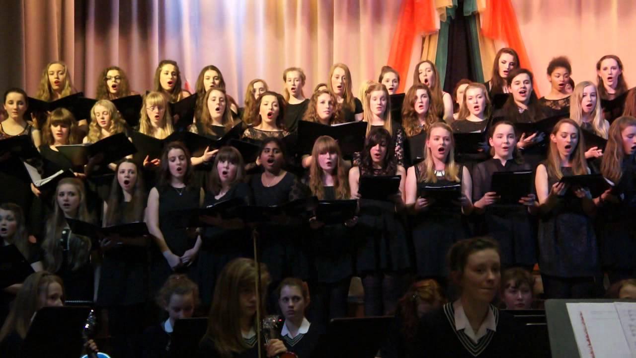 Senior Choir Concert Held in Beijing  All China Womens