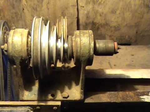 Модернизированный токарный станок СТД - 120.0001.mpg