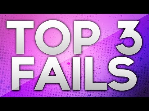 MW3 TOP 3 FAILS - OF THE WEEK! #9 Modern Warfare 3 Epic Fail Countdown