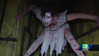 Sacramento haunted house puts spooky twist on Valentine's Day