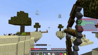 Minecraft skyWars #1