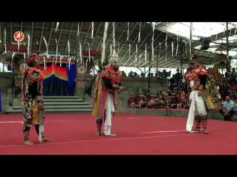 Bondres Topeng Tugek Carang Sari bagian 2