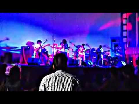 Sex On Fire - Kings Of Leon Cover By Crazy Nepal Band Live Concert Aabu Khareini video